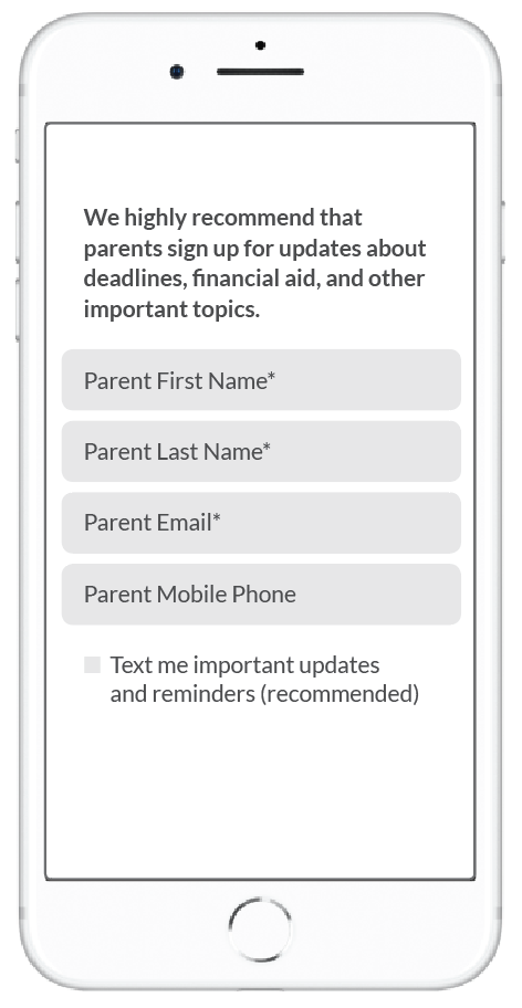 mobile-friendly RFI form