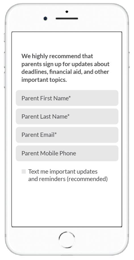 mobile-friendly RFI form